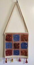 Hippie Hobo Cross Body Shoulder Bag - Patchwork Velvet - Handcrafted in India