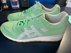 Asics GT II Green Ash, size 13, great condition