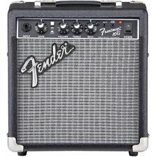 Fender Frontman 10G 10W Guitar Combo Amplifier Amp Black/Silver 120V 4-Ohm