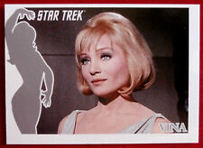 """STAR TREK TOS 40th - """"FACES OF VINA"""" CHASE CARD - FV3 - Rittenhouse 2006"""