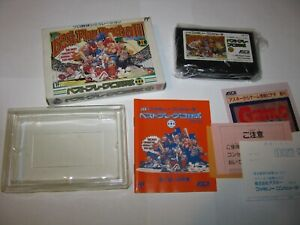 Best Play Pro Yakyuu II 2 Baseball Famicom NES Japan import boxed CIB US Seller