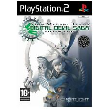 Ps2 Game Shin Megami Tensei Digital Devil Saga 1 I Virgin