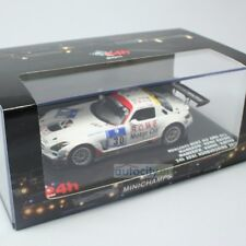 MINICHAMPS MERCEDES-BENZ SLS AMG GT3 24H ADAC NURBURGRING MAMEROW/ROWE 437110330