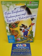colori e adesivi per uova feste e party pasqua