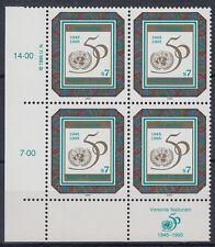 UNO Wien 1995 ** Mi.178  50 Jahre Vereinte Nationen United Nations [sr2086]