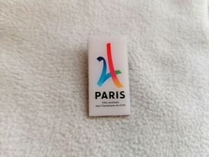 Olympic bid Paris 2024 candidate city pin model-2