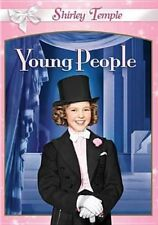 Young People 0024543514411 With Shirley Temple DVD Region 1