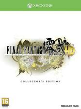 Final Fantasy Type-0 HD - Collector's Edition (Xbox One) [video game]