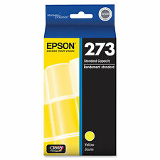 Genuine Epson 273 yellow ink for XP-520 XP-600 XP-610 XP-620 XP 520 600 610 620