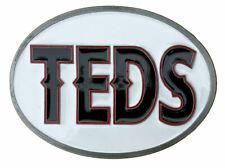 Teds Gürtelschnalle