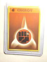 Fighting (Brown) Energy - Japanese Base Set - Pokemon Card - Energy - NM