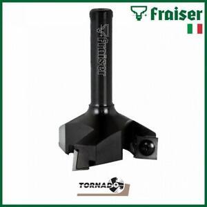 Fraise defounceuse a bois 1/4 6 8mm Carbure CNC pour fraiseuse TORNADO FRAISER