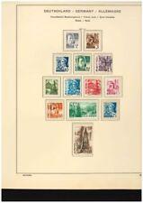 Sonstige Briefmarken aus der französischen Zone (ab 1945)