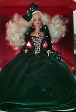 Happy Holidays Barbie 1991 NRFB