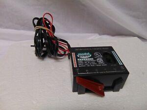 Vintage Model Power Hobby Transformer type RL-1250 USA 120 Volts 47195 18VDC