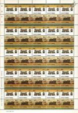1906 New Haven (NH) Class EP-1 Electric Train 50-Stamp Sheet / LOCO 100 LOTW