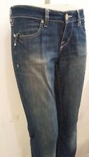 jeans Fornarina size 29 taglia 43 girovita tot. cm 85 lunghezza tot. cm 97