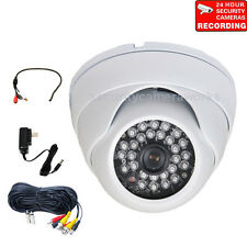 IR Day Night Outdoor Built-in Sony CCD Security Camera with Audio Microphone bb9