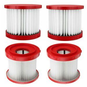 49-90-1900 Wet/Dry Filter Kit for Milwaukee 49-90-1900 Cordless Vacuum Cleaner