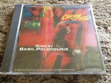 CHERRY 2000 Basil Poledouris VARESE CD CLUB  ORIGINAL RELEASE OVERRUN SEALED OOP