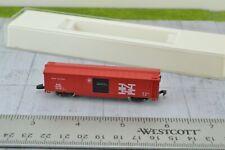 Marklin 8673 Box Car New Haven Railroad  Z Scale