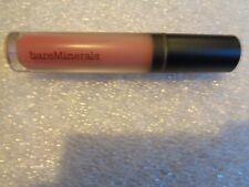 BareMinerals Gen Nude MATTE Lipgloss in Juju (warm pink) Full Size 4 ml New