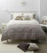 QUEEN KAS KS Studio Oliver Cotton Linen Faux Silk Embroidery Quilt Cover Set