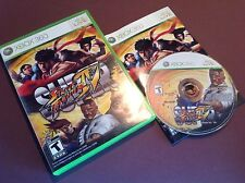 Super Street Fighter 4 (Xbox 360)50%off shipping on additional purchase