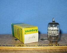 Radio Tubes 6688 E180F Amperex NOS Gold Pin