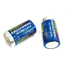 2 pcs C Size R14 UM2 Heavy Duty 1.5V Carbon Zinc battery