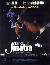 STRICTLY SINATRA (Ian HART Kelly MacDONALD) Mafia Gangster Film DVD NEW Reg 4