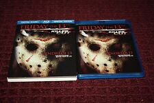 Friday the 13th (Blu-ray Disc, 2009, Canadian 2-Disc...