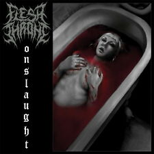 Flesh trône-Onslaught-CD-Death Métal