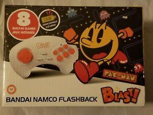 Bandai Namco Flashback Blast Console - Electronic Games Open Box