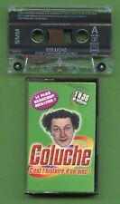 K7 Audio - Coluche - Succès - Compilation 2001
