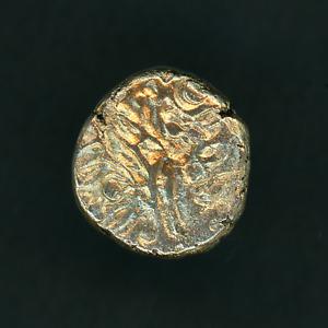 Delhi Sultanate - Muiz Al Din Muhammad Ibn San - (1193-1205AD) - Billon Delhival