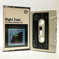 The Oscar Peterson Trio - Night Train - 1973 Near Mint Cassette Verve ACBC 00205