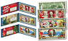 YOUR FAVORITE HOLIDAYS on Official U.S. Legal Tender $2 Bill Set * SET OF ALL 3