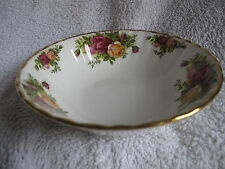 "Royal Albert "" OLD COUNTRY ROSES "" Cereal bowl made in England"