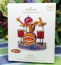 HALLMARK Muppets Animal Band 2010 Magic Keepsake ornament