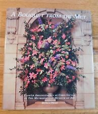 A BOUQUET FROM THE MET Chris Giftos HCDJ (1998) VGC SIGNED