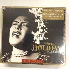 billie holiday billie's blues sélection diamant coffret 3 cd neuf sous blister