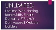 Unlimited Web Hosting with cPanel for Lifetime - Cheapest on Ebay