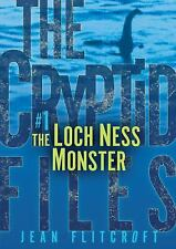 Loch Ness Monster by Jean Flitcroft-ExLibrary