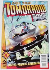 Doctor Tomorrow #5 from 1997 VF+ to NM-
