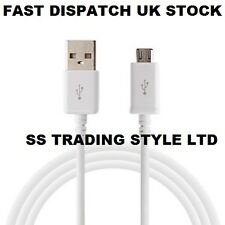 FOR Samsung Galaxy S6, Edge S7 Note 5/4 Fast Charger USB Data Cable Lead