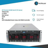 HP DL580 Gen9 CTO 5 x SFF P830I CHASSIS - 793161-B21