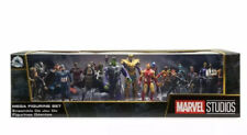 DISNEY-MARVEL STUDIOS AVENGERS - MEGA FIGURINE SET Of 20-Black Panther Thor Hulk