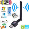 300Mbps USB 2.0 WIFI Router Wireless Adapter Network LAN Card 802.11n Antenna