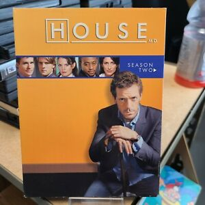 House MD Season Two 2 60% OFF 4+ DVD $2 Each